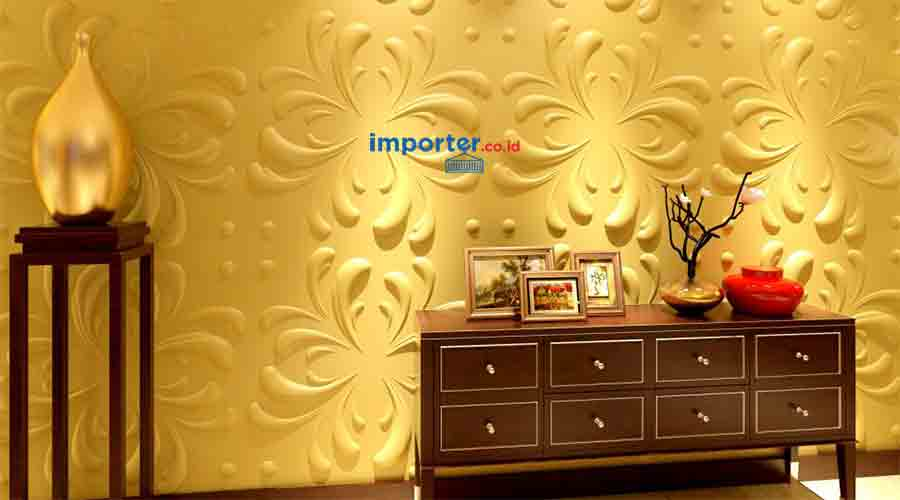 The Ways To Choose A Good Design In The Store Selling 3D Wall Paper
