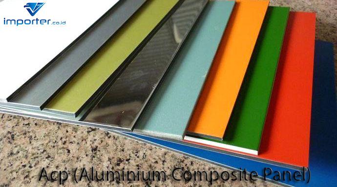 Importir Acp (Aluminium Composite Panel)