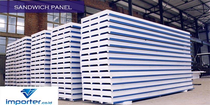 Tempat Importir Sandwich Panel Kualitas Tinggi