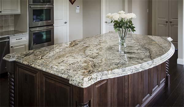 Pengaplikasian Granit Untuk Meja