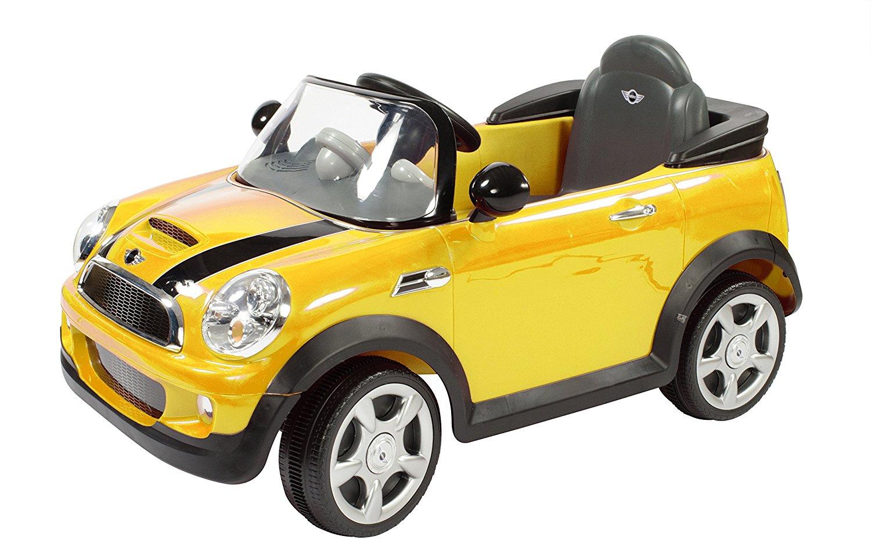 Mobil Mainan Mini Cooper - Mengintip Model dan Harga Mobil Remote Control yang Bisa Dinaiki untuk Hadiah Si Kecil