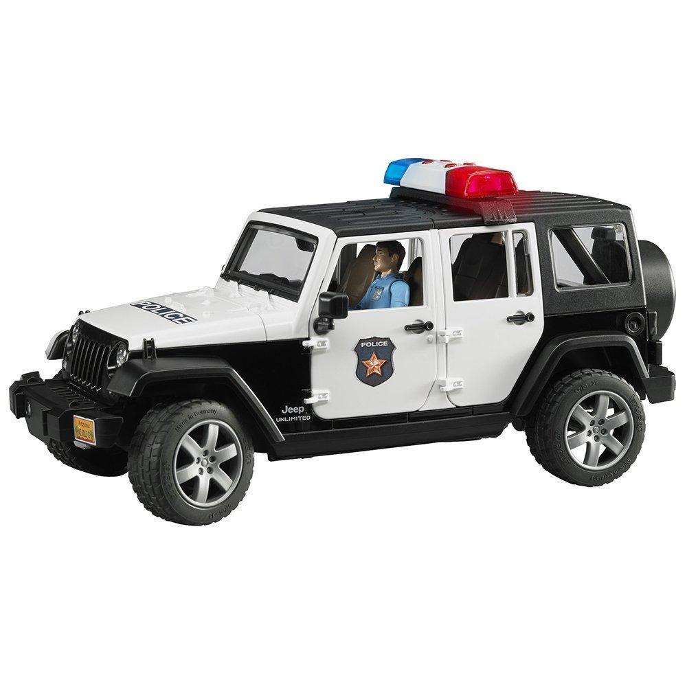Jeep Police - Intip Harga Mobil Remot Terkini agar Hadiah Bagi Si Jagoan Bisa Sesuai Bujet