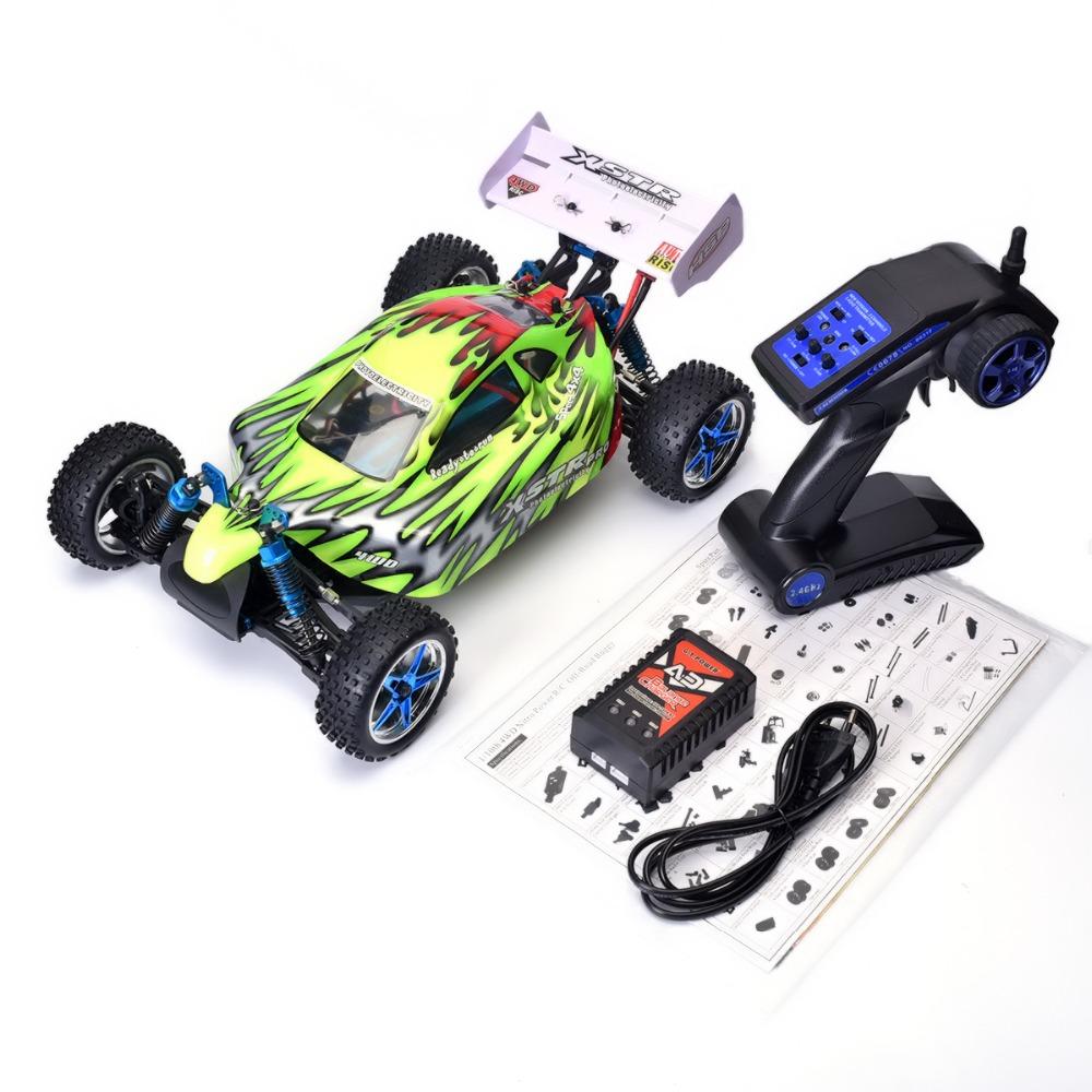 Kemunculan Mobil RC Bertenaga Listrik - Perkembangan Teknologi Mobil Remote Control, Dari Sekadar Mainan Jadi Sarana Adu Kecepatan