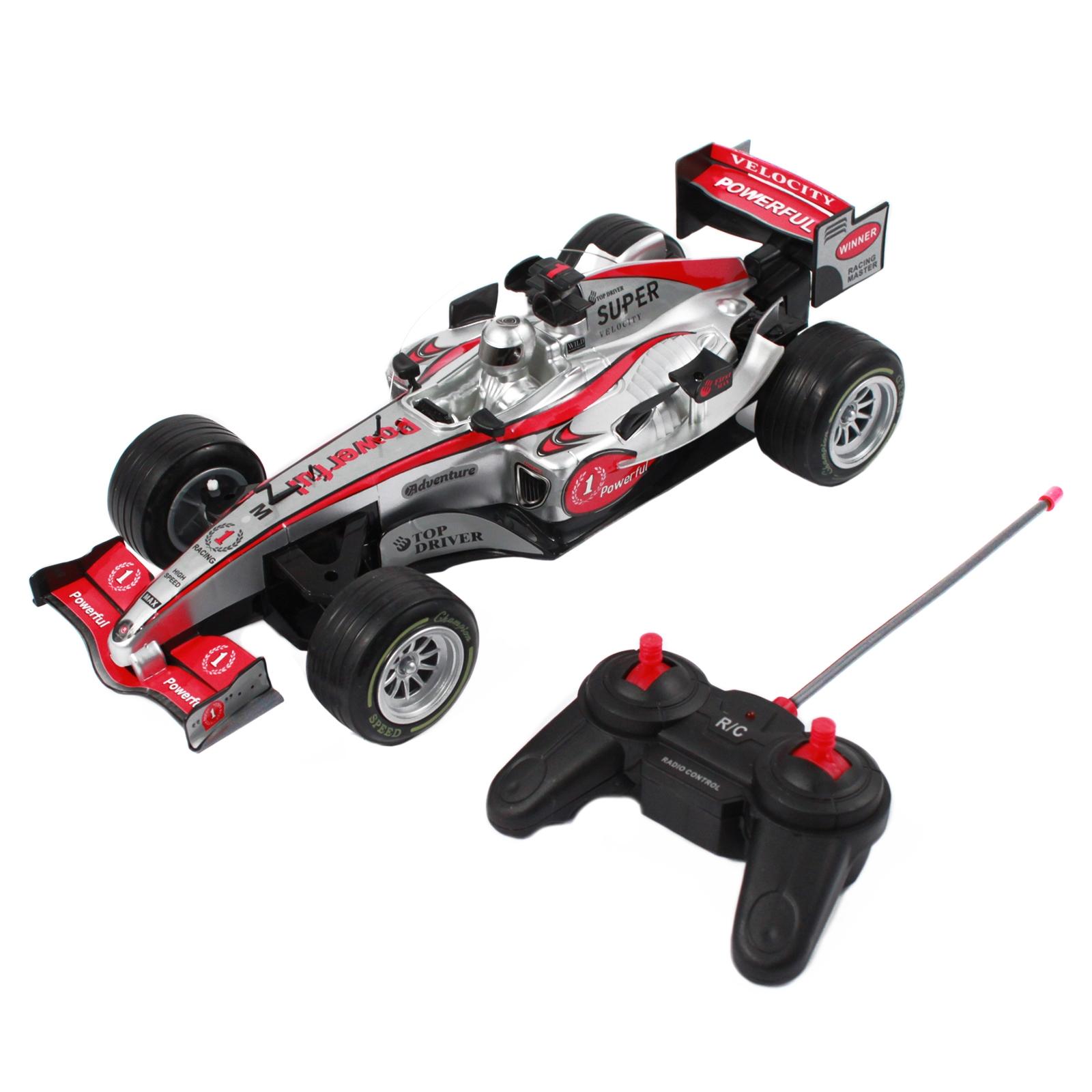 Mobil Remote Control Sebagai Mainan Anak - Perkembangan Teknologi Mobil Remote Control, Dari Sekadar Mainan Jadi Sarana Adu Kecepatan