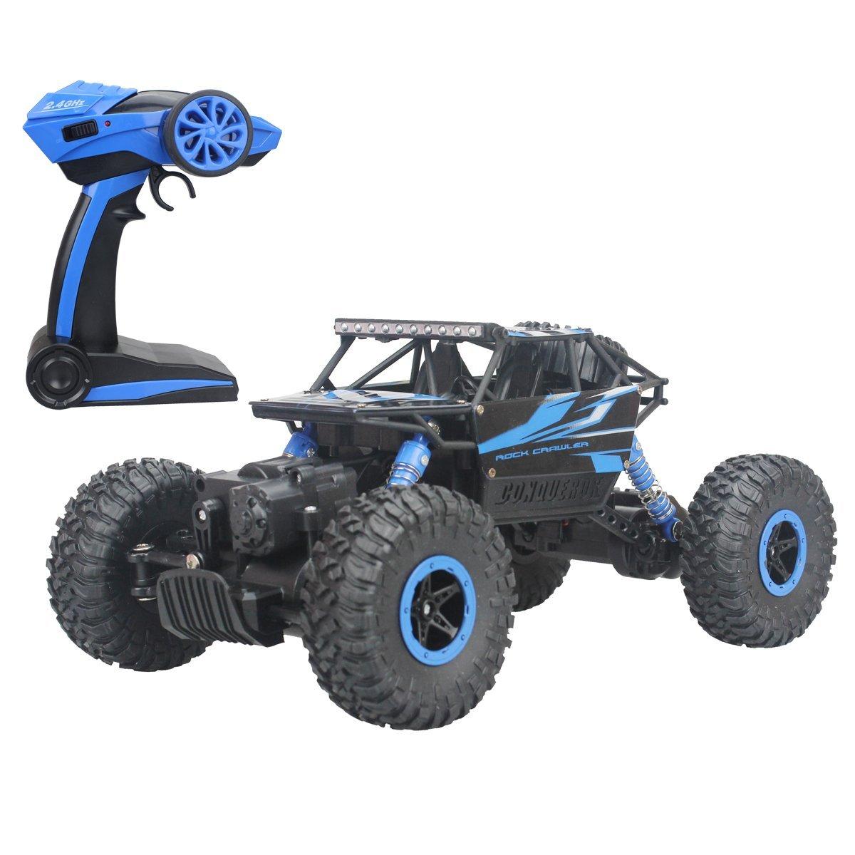 Offroad Rock Crawler - Intip Harga Mobil Remot Terkini agar Hadiah Bagi Si Jagoan Bisa Sesuai Bujet
