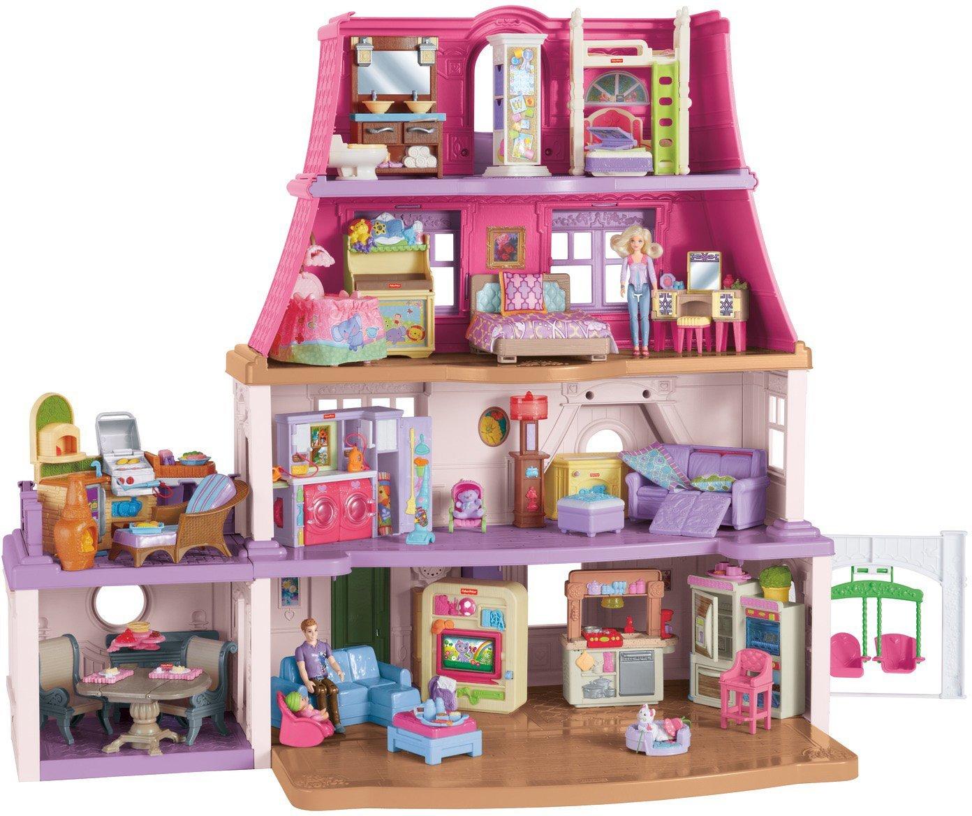 Pilih Mainan yang Sesuai Usia - Tips-Tips yang Perlu Diperhatikan dalam Memilih Mainan Anak Perempuan