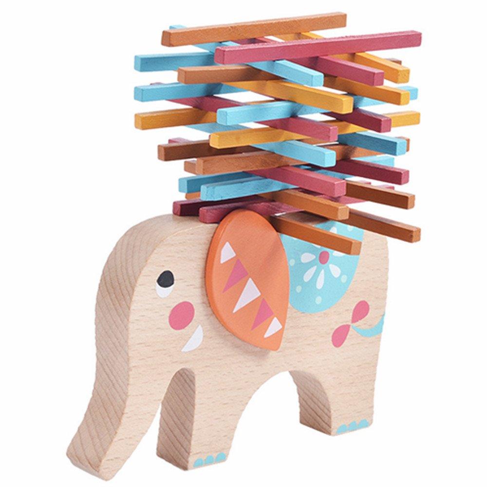 Balok Kayu Susun - 5 Mainan Edukasi Anak untuk Mengasah Kreativitas Si Kecil