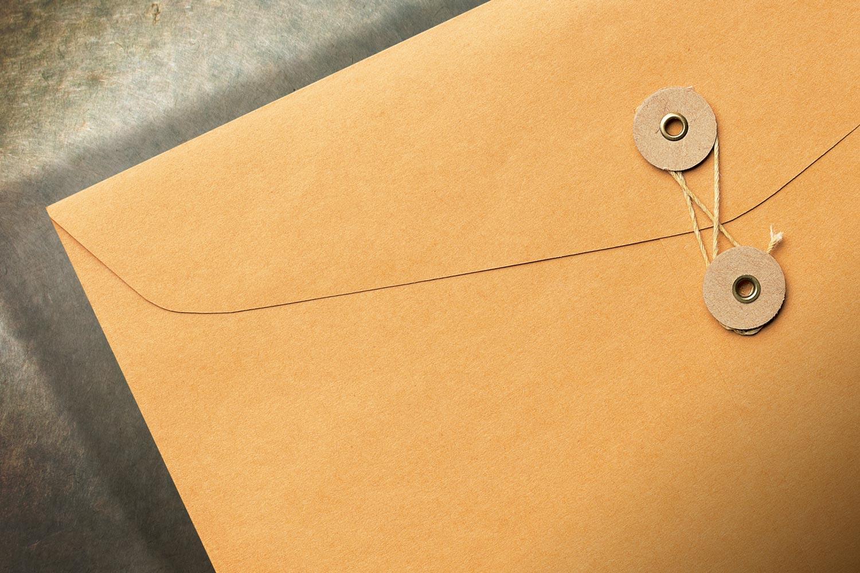 Amplop Harus Bisa Menampung Semua Dokumen - 5 Cara Memilih Amplop Surat Lamaran yang Berkualitas
