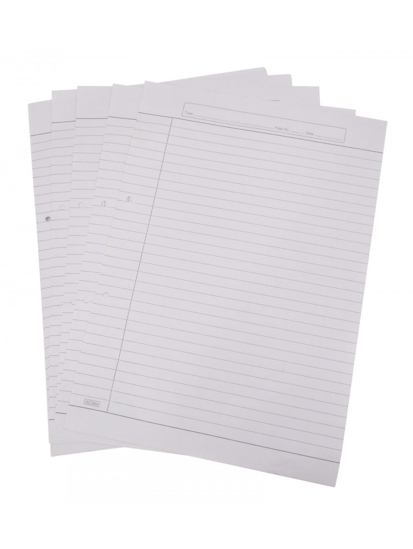 Di Amerika Serikat, kertas folio merujuk pada legal - 5 Istilah Seputar Kertas Folio yang Wajib Diketahui