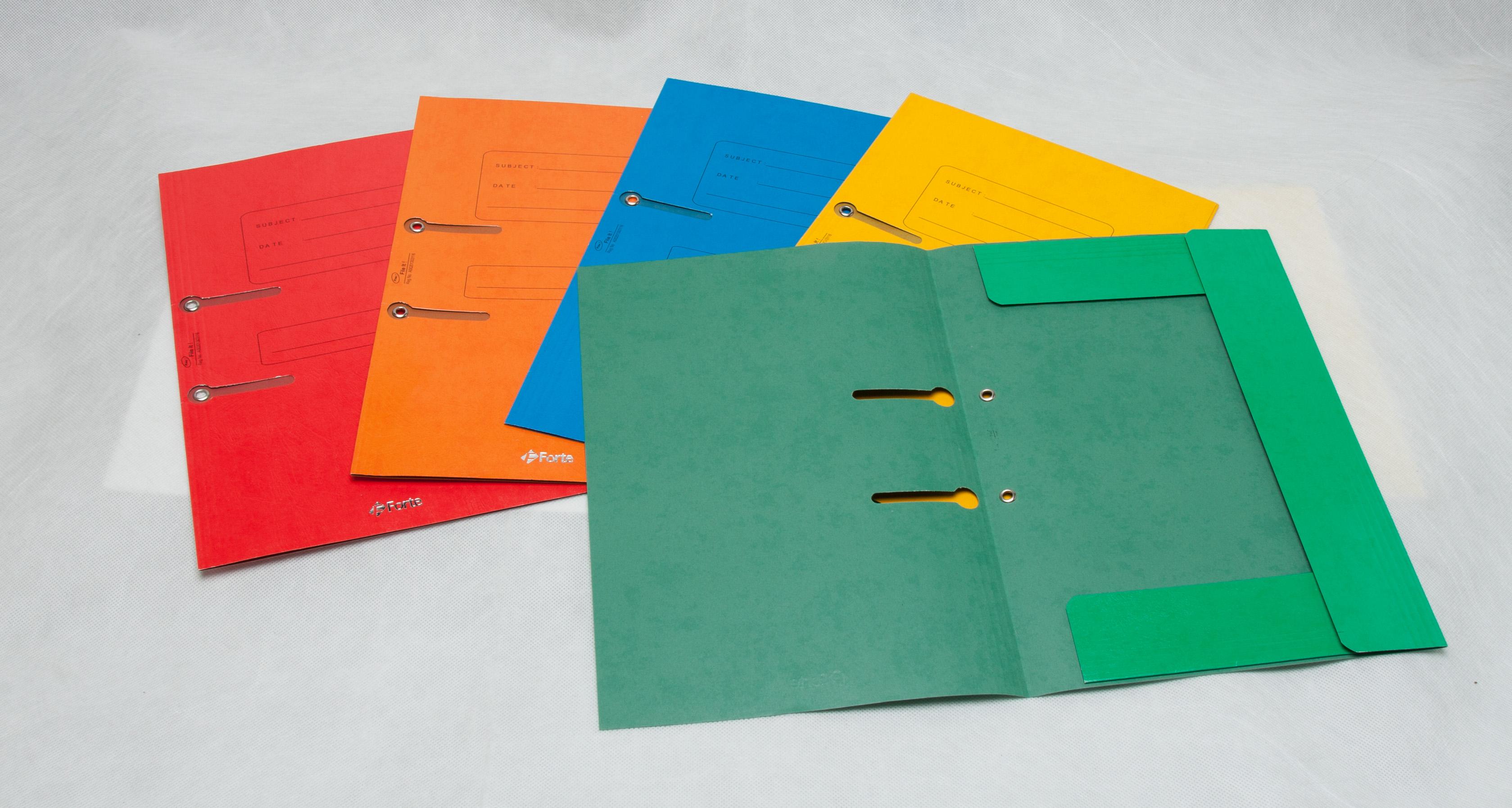 Kertas karton untuk perlengkapan ATK - Ini 5 Kegunaan Kertas Karton dalam Industri Percetakan
