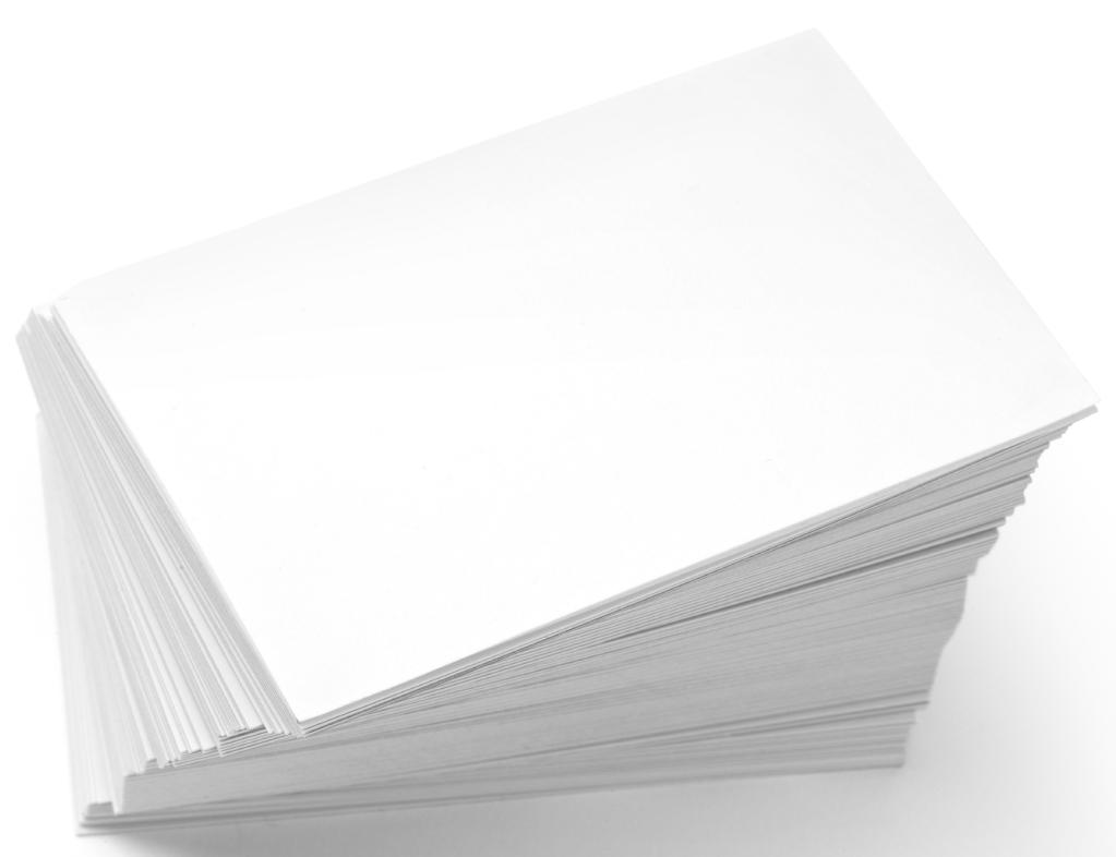 Perhatikan Tingkat Ketebalan Kertas - Panduan Memilih Kertas untuk Sertifikat dan Piagam Penghargaan