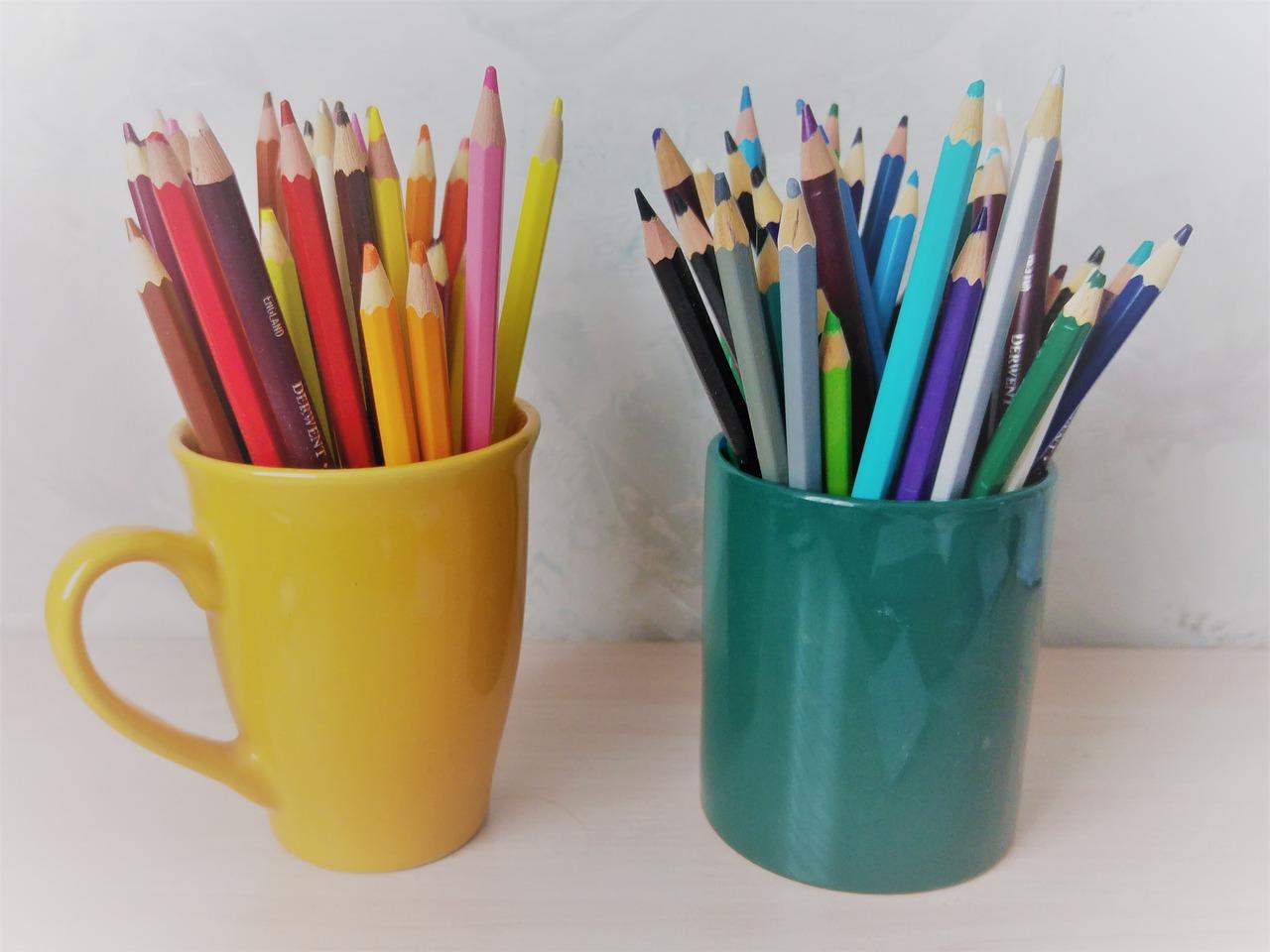 Yang Banyak Peminat - Pertimbangkan 5 Hal Ini Sebelum Memilih Pensil warna