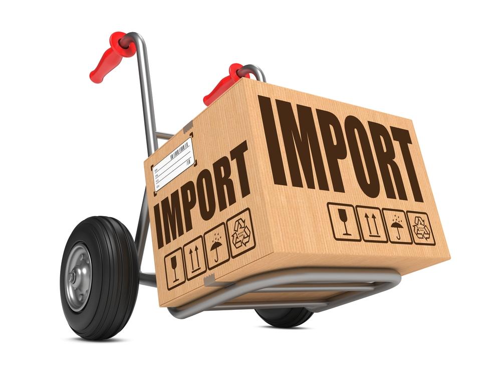 distributor barang impor