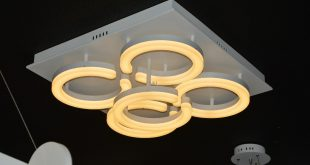 3 Lampu Plafon yang Cocok untuk Rumah Minimalis - diytrade.com
