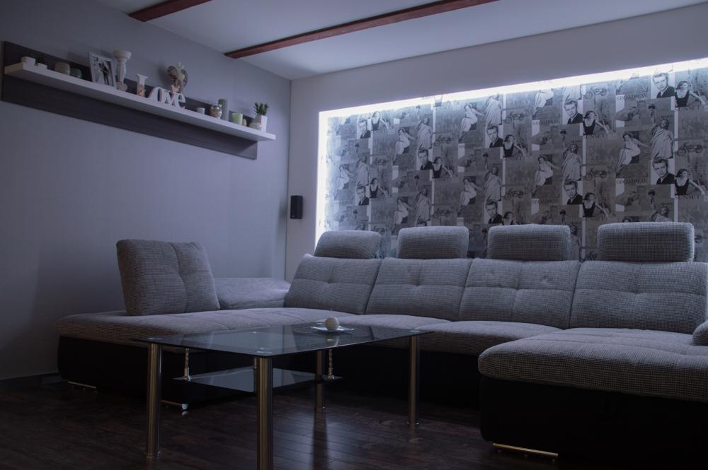 Tampilkan Keunikan Ruangan dengan Backlighting - Mengenal Jenis dan Trik Tata Lampu untuk Rumah Modern - pimp-dein-haus.com