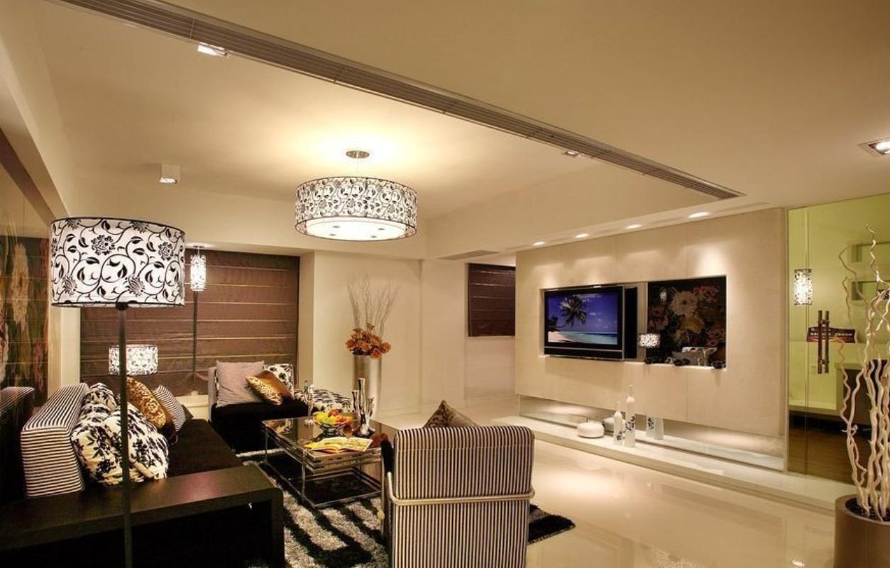 Lampu Hias Gantung untuk Ruang Tamu Rumah - 5 Ruangan Ini Perlu Dipercantik dengan Lampu Hias Gantung - forumfranceinde.com