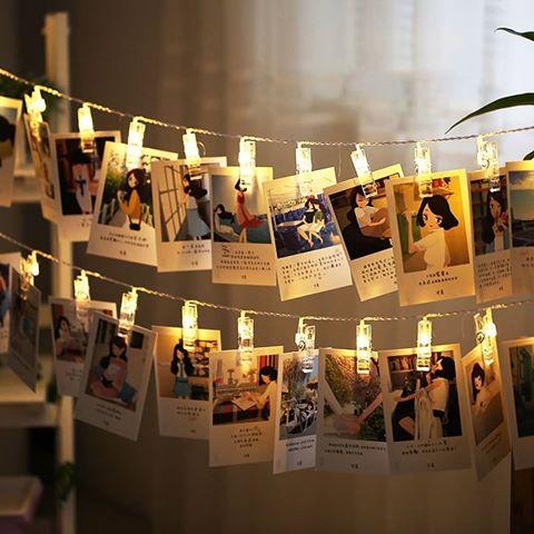 Menambah kan foto-foto di sepanjang sisi lampu tumblr - Ini 6 Cara Membuat Lampu Tumblr Terlihat Lebih Cantik - websta.one